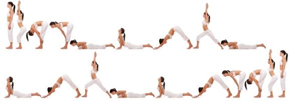 Yoga-sun-salutes